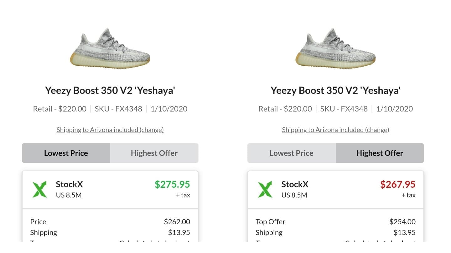 Shopping on StockX or GOAT? Read This
