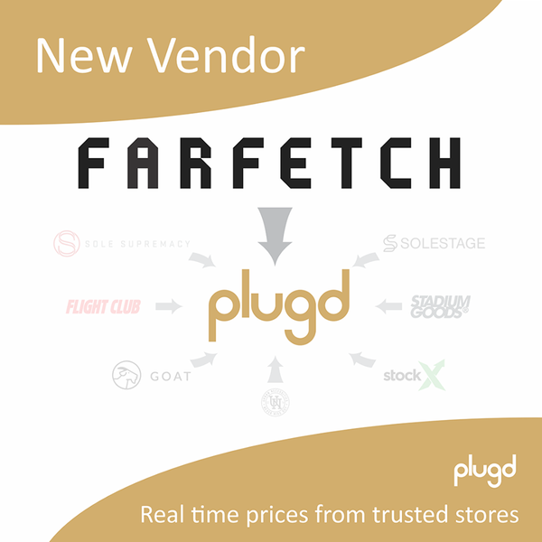 New Vendor: Farfetch 🎉